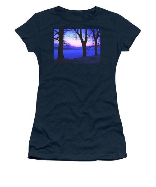 The Hush At First Light Women's T-Shirt