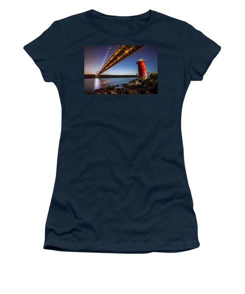 The Little Red Lighthouse Women's T-Shirt