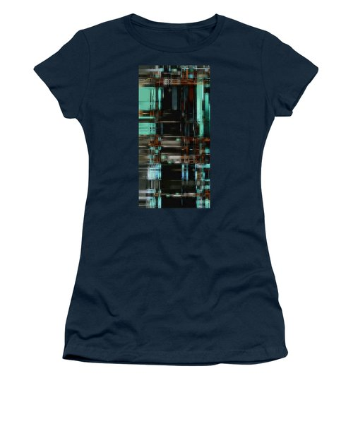 The Matrix 3 Women's T-Shirt (Athletic Fit)