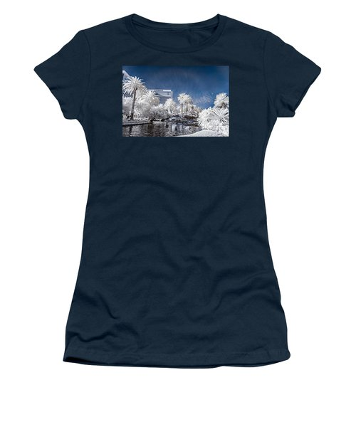 The Mirage In Infrared 1 Women's T-Shirt