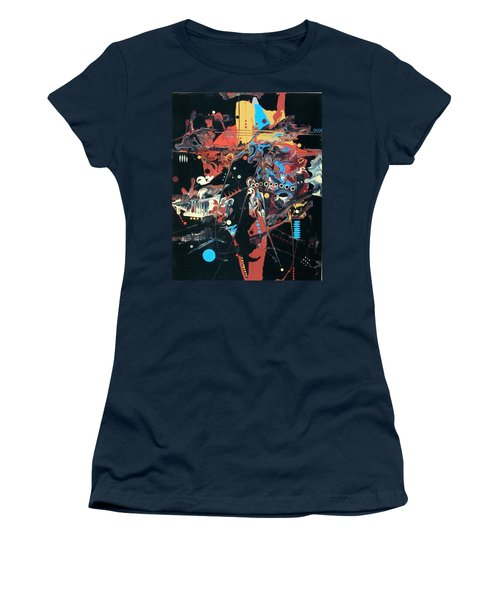 The Real Mccoy Women's T-Shirt (Athletic Fit)