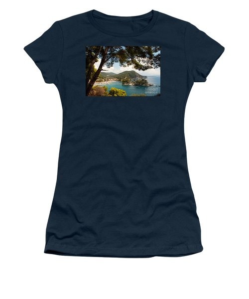 The Town Of Parga - 2 Women's T-Shirt