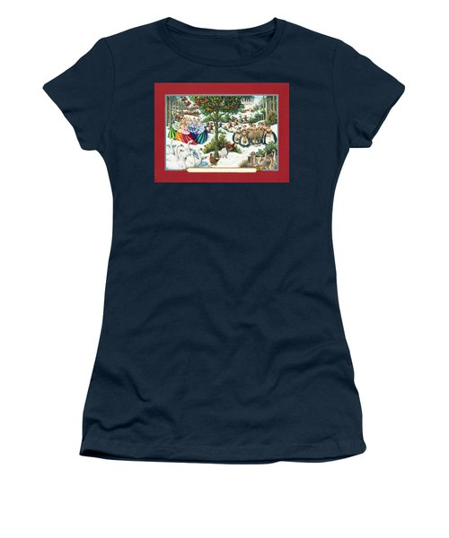 The Twelve Days Of Christmas Women's T-Shirt