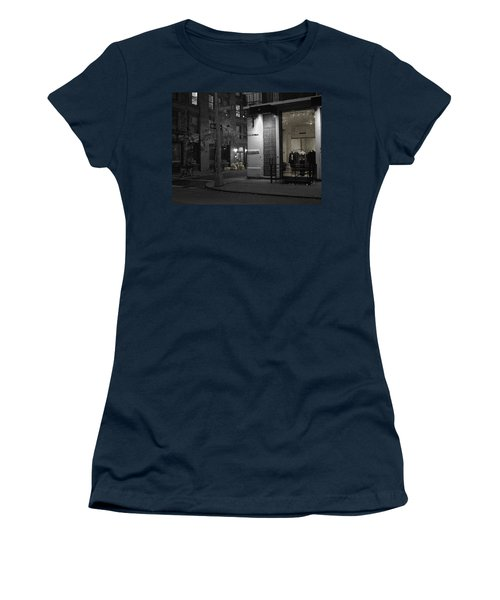The Village Always New Women's T-Shirt (Junior Cut) by Steve Archbold
