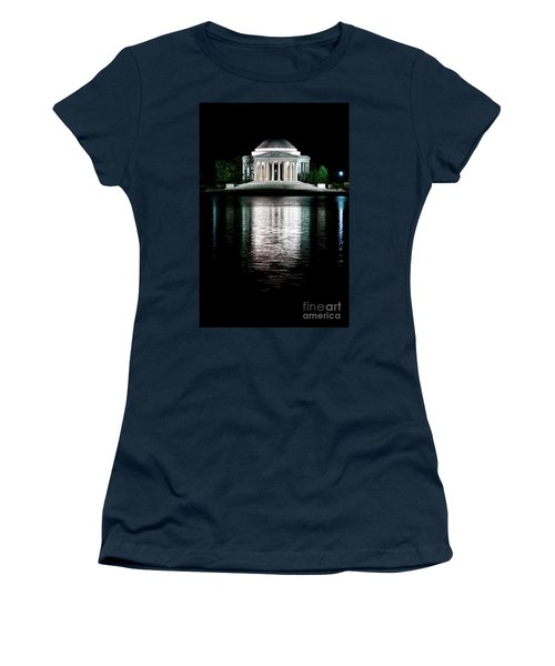 Thomas Jefferson Forever Women's T-Shirt (Athletic Fit)