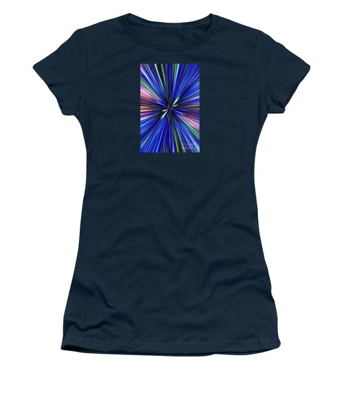 Through The Wormhole.. Women's T-Shirt (Junior Cut) by Nina Stavlund