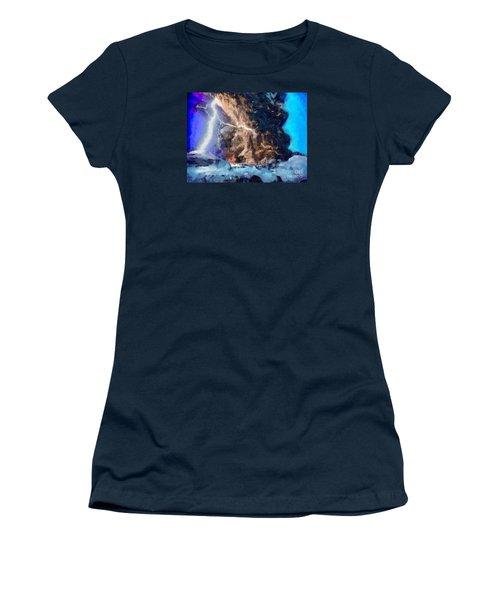 Thunder Struck Women's T-Shirt