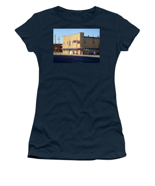 Tony's Ice Cream Women's T-Shirt (Athletic Fit)
