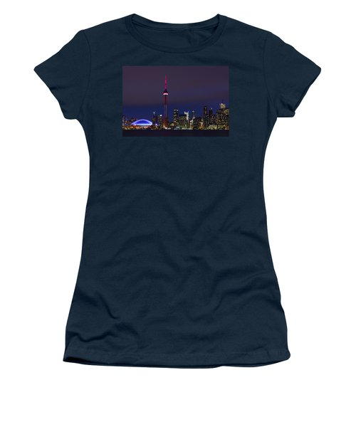 Toronto Skyline Women's T-Shirt