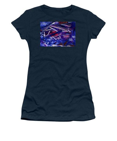 Tsunami Women's T-Shirt
