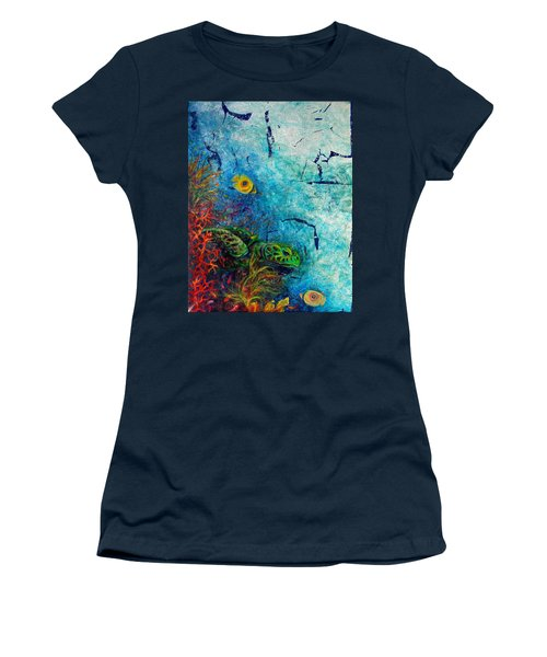 Turtle Wall 1 Women's T-Shirt