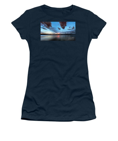 Twilight On Lake Lanier Women's T-Shirt