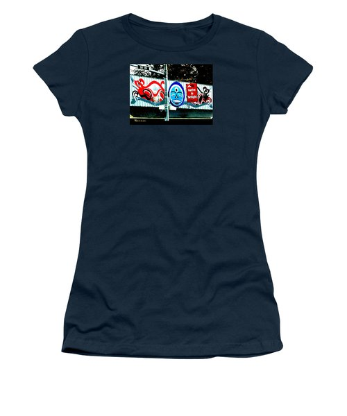 Twilight In Forks Wa 6 Women's T-Shirt (Athletic Fit)