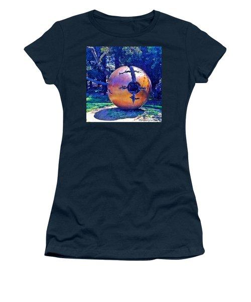 Uc Berkeley Orb For The Women's T-Shirt