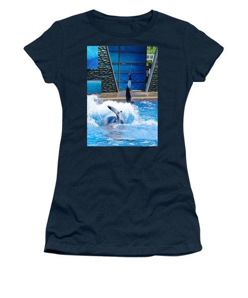 Women's T-Shirt (Junior Cut) featuring the photograph Unbelievable by David Nicholls