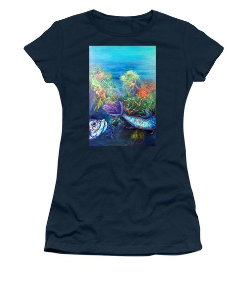 Jesus Reef  Women's T-Shirt