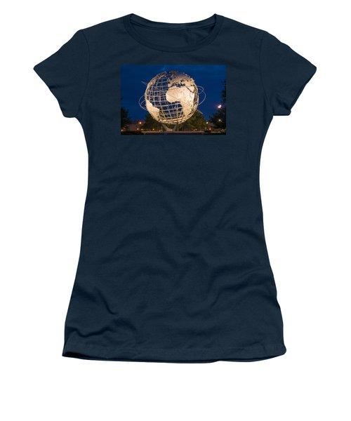 Unisphere Nights Women's T-Shirt