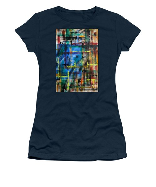 Blue Wall Women's T-Shirt