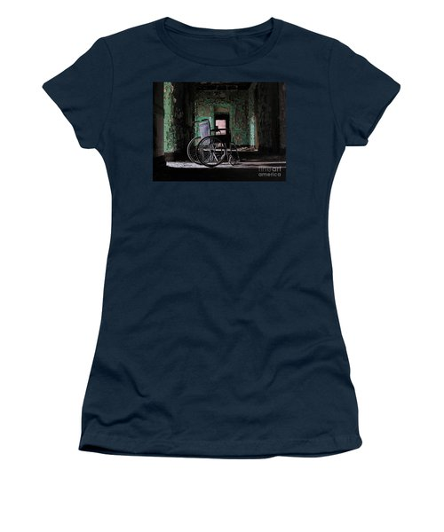 Waiting In The Light Women's T-Shirt