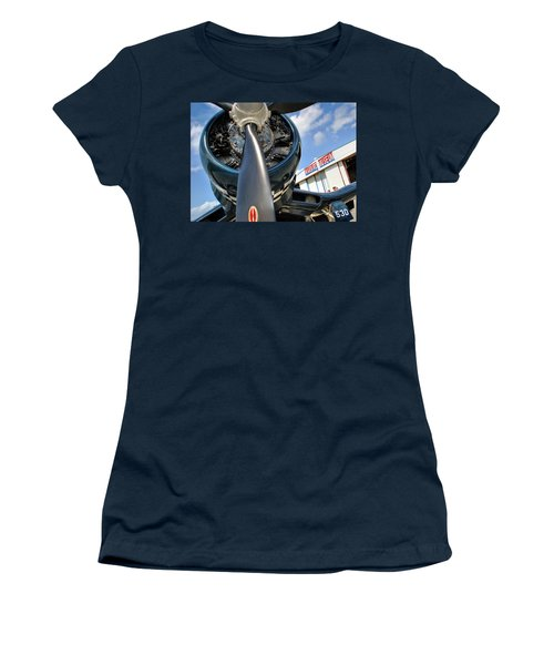 Warbird Museum Women's T-Shirt