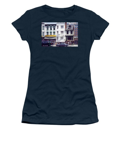 Washington Chinatown In The 1980s Women's T-Shirt