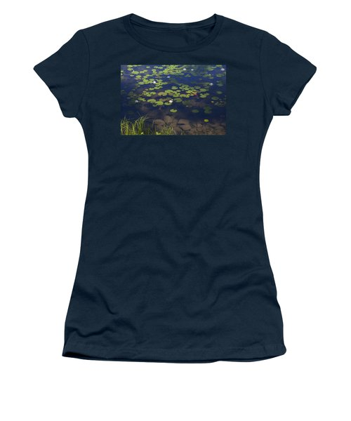 Water Lilies Women's T-Shirt