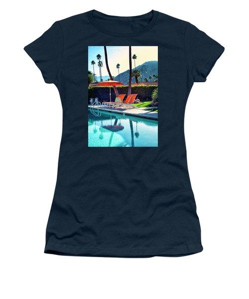 Water Waiting Palm Springs Women's T-Shirt
