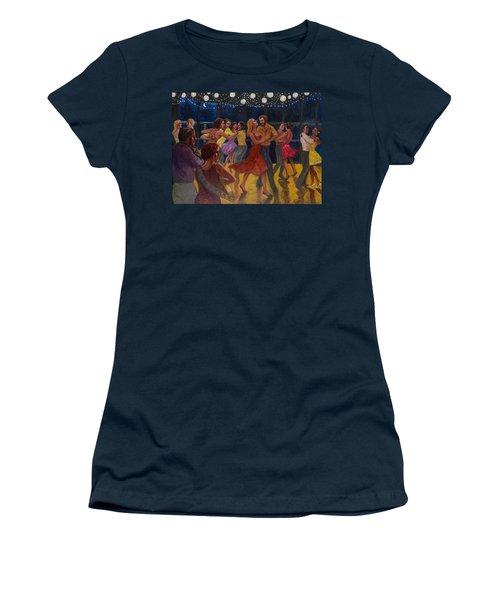 Water Waltz Women's T-Shirt