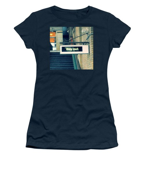 Way Out Women's T-Shirt