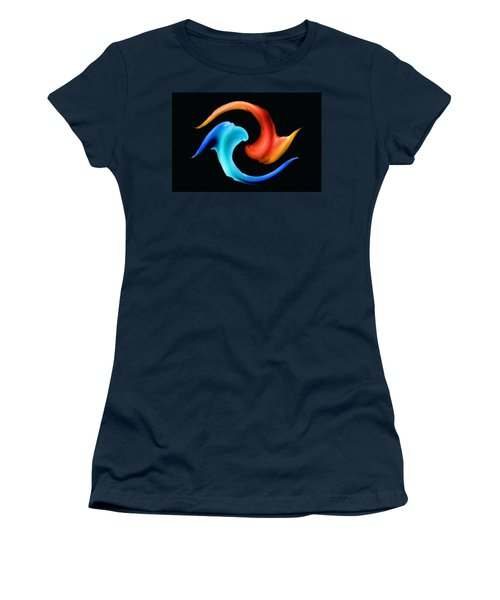 We Meet Again Women's T-Shirt (Athletic Fit)