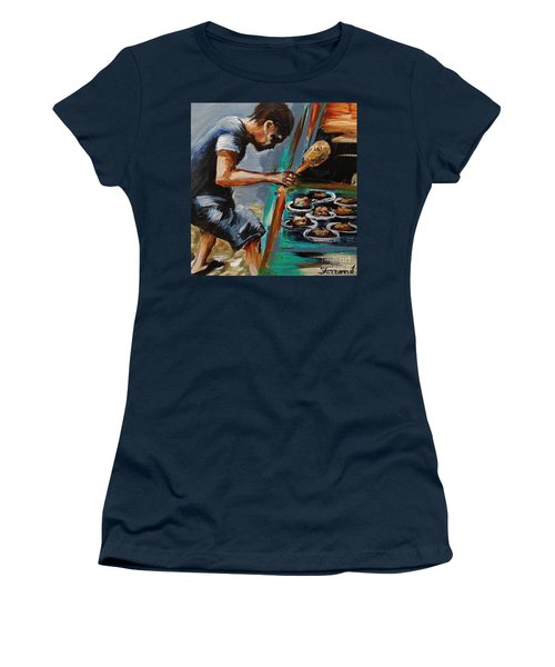 Whack A Mole Women's T-Shirt (Athletic Fit)