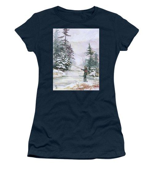 Winter Magic Women's T-Shirt