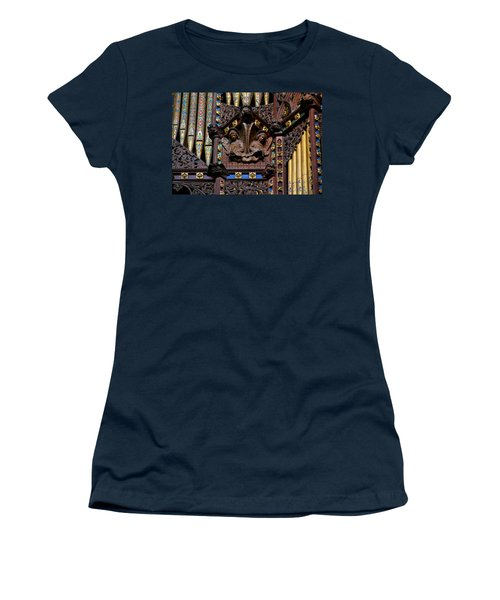 Wooden Angels Ely Cathedral Women's T-Shirt