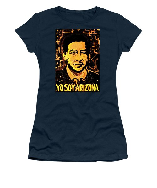 Yo Soy Arizona Women's T-Shirt (Athletic Fit)