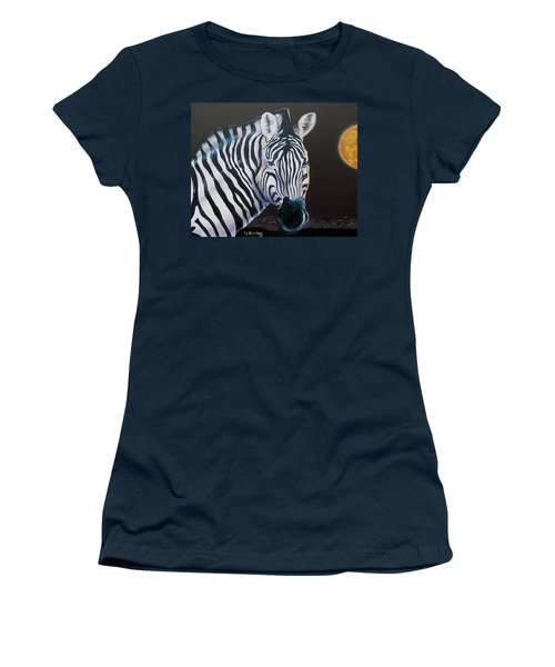 As Night As Day  Women's T-Shirt