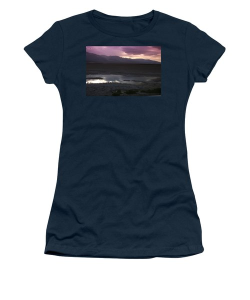 Badwater Basin Death Valley National Park Women's T-Shirt