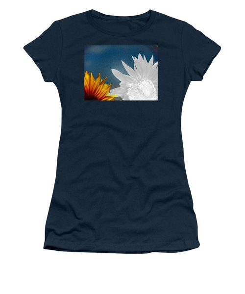 Now And Then  Women's T-Shirt (Athletic Fit)
