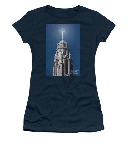 A Church Tower Women's T-Shirt