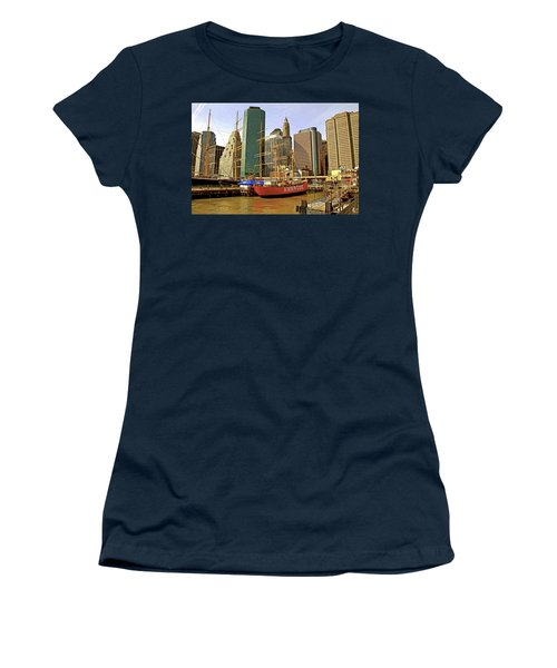 Women's T-Shirt (Junior Cut) featuring the photograph Ambrose by Alice Gipson