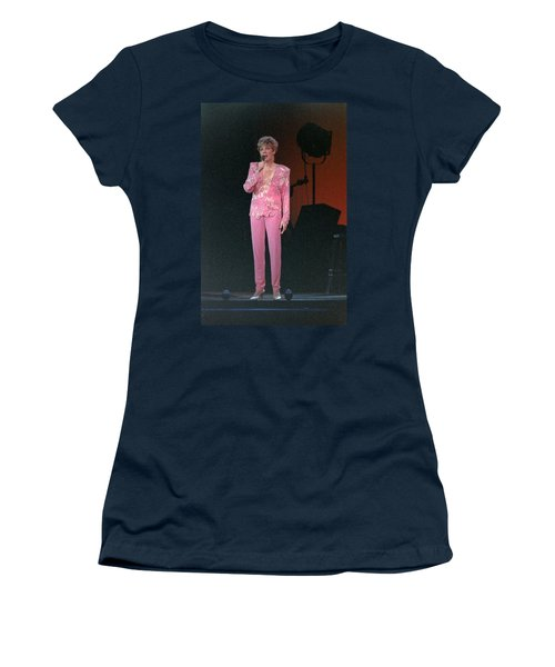 Women's T-Shirt (Junior Cut) featuring the photograph Anne Murray by Mike Martin