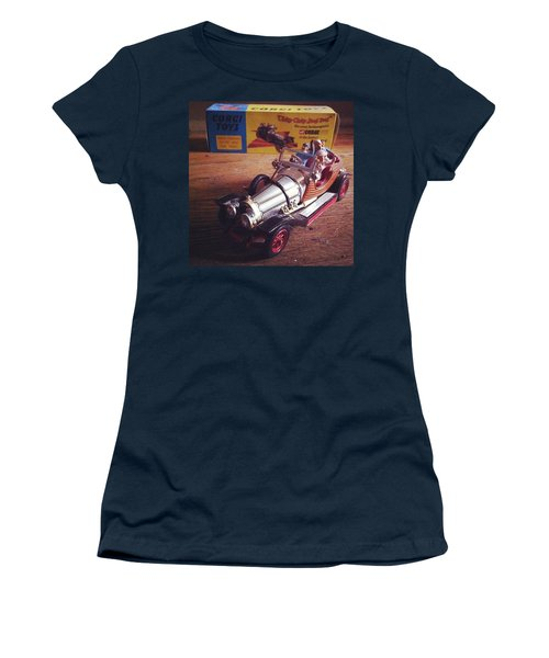 Chitty Chitty Bang Bang Corgi Toy Women's T-Shirt