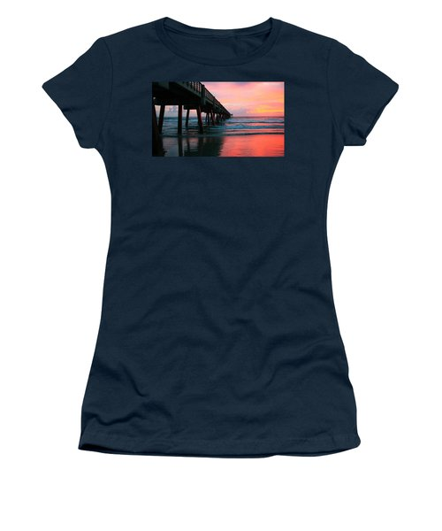 Come With Me Women's T-Shirt (Athletic Fit)