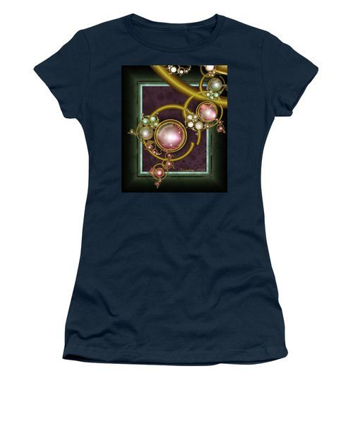 Cosmic Crystals Women's T-Shirt