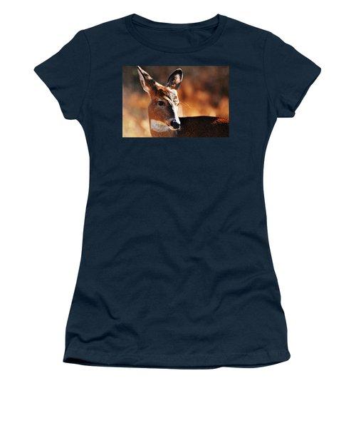 Deep In Thought Women's T-Shirt