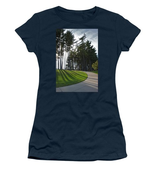 Women's T-Shirt (Junior Cut) featuring the photograph Dramatic by Joseph Yarbrough