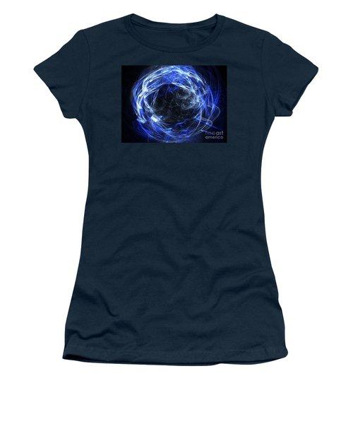 Women's T-Shirt (Junior Cut) featuring the digital art Eternal by Kim Sy Ok