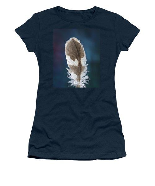 Feather Design Women's T-Shirt