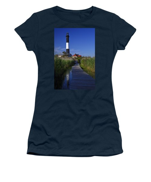 Fire Island Reflection Women's T-Shirt
