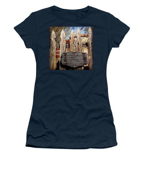 Garden In Philadelphia Women's T-Shirt
