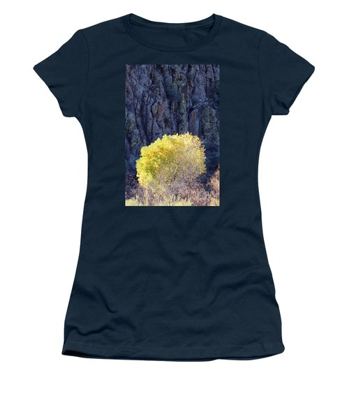 Gilded Autumn Women's T-Shirt (Athletic Fit)